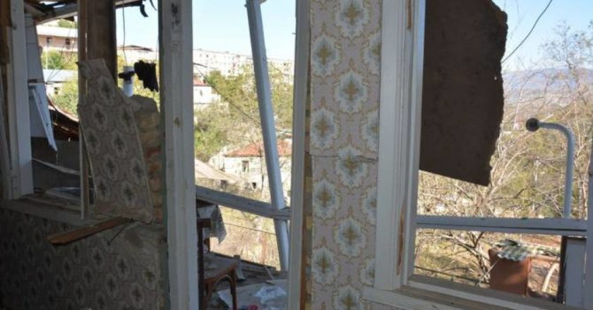 Азербайджан нанес удары по Шуши: жертв нет