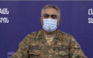 Арцрун Ованисян: В южном направлении Вооруженным силам Арцаха удалось улучшить определенные позиции