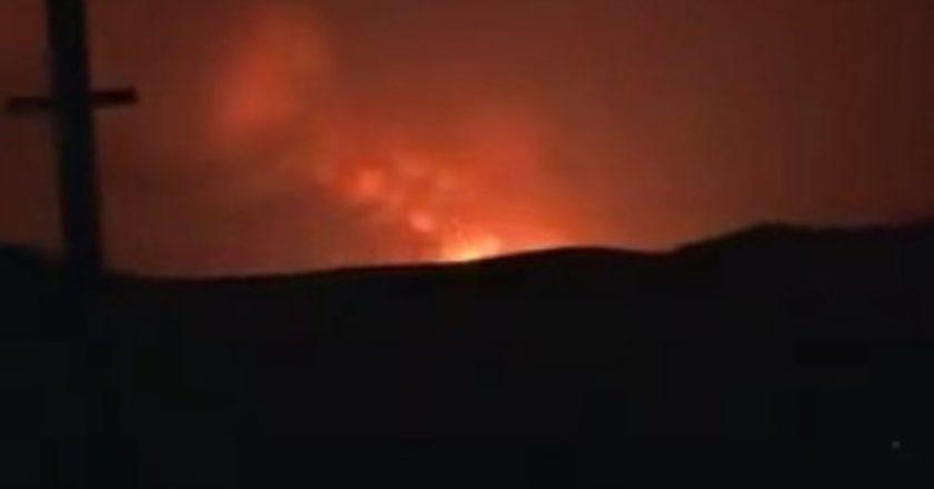 Армия обороны Арцаха ночью уничтожила большое количество боеприпасов и живой силы ВС Азербайджана