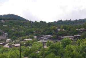 ВС Азербайджана обстреляли село Давит Бек Сюникской области Армении