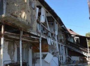 Арцрун Ованнисян: Эй, мир, в городе Мартуни также проживают мирные люди