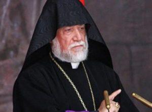 Католикос Арам Первый прокомментировал нарушение Азербайджаном договоренностей о перемирии