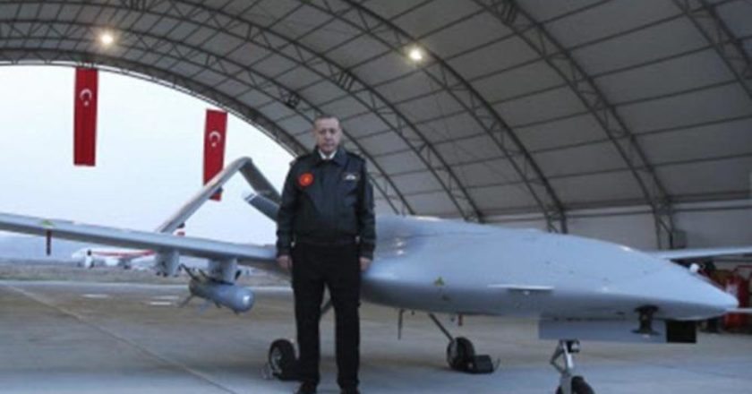 Австрия прекращает поставки двигателей для турецких беспилотников «Байрактар»