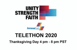 В рамках телемарафона в США собрано 22.990.898 долларов для помощи Арцаху и Армении