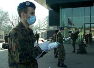 В Швейцарии для борьбы с коронавирусом задействуют военных