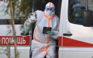 В России второй день подряд регистрируют более 19 тысяч новых случав заражения COVID-19