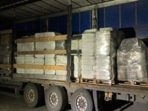 В Ереван доставлена очередная партия гуманитарной помощи от армянской общины Украины