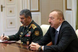 Арестован министр обороны Азербайджана Закир Гасанов