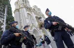 В Лионе за нападение на священника задержан гражданин Грузии