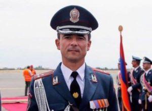 В Арцахе героически погиб один из командующих войсками полиции – полковник Артем Мирзоян