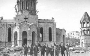 Шуши стоит, и будет стоять – помощник замминистра обороны Армении