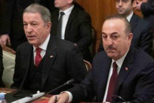 Министры обороны и иностранных дел Турции посетили Баку