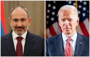 Премьер-министр Армении поздравил новоизбранного президента США