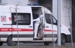 В России выявили рекордные 21 798 новых случаев COVID-19. В Москве 6897 — максимум с начала пандемии