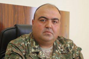 Погиб Герой Арцаха полковник Сергей Шакарян