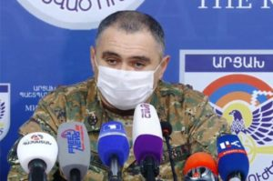 Погиб заместитель командующего Армией обороны Арцаха