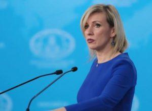Захарова: Москва не разделяет точку зрения Анкары по Карабаху