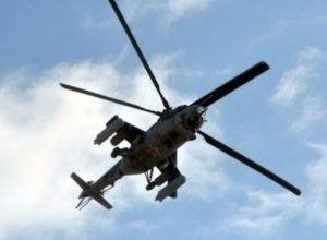 МО РФ: Российский Ми-24 был сбит в воздушном пространстве над Арменией вне зоны боевых действий