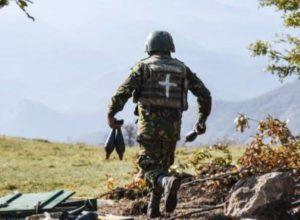 Президент Арцаха: Военные действия продолжаются по всей линии фронта Республики