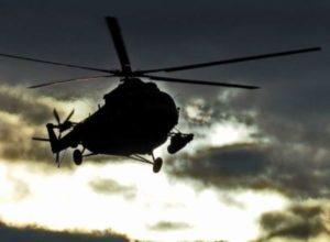 Российский вертолет был сбит со стороны Нахиджевана