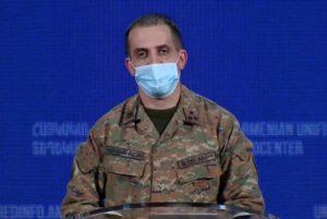 Подразделения Армии обороны решительно обороняют Шуши