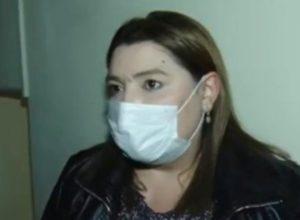 Жирная шлюха Ивета Тоноян считает, что Пашинян должен уйти в отставку