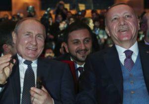 Террорист Эрдоган и бедолага Путин поговорили по душам