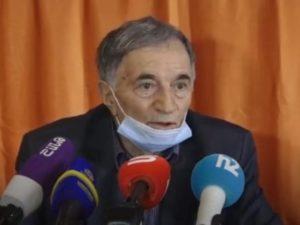 Аркадий Тер-Тадевосян предлагает создать Гражданский совет для поиска путей выхода из ситуации