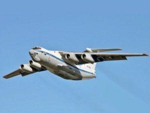 Первый самолет с оккупационными силами приземлился в Армении