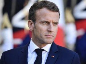 Макрон: Франция поддерживает Армению в это трудное время