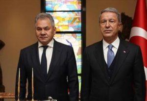 Российско-турецкие агрессоры вновь обсудили нагорно-карабахский конфликт