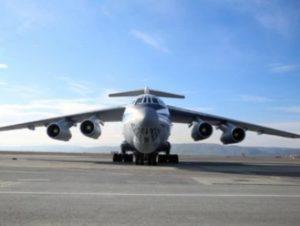 Грузия открыла свое воздушное пространство для переброски российских оккупантов в Арцах