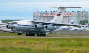 Вражеские военно-транспортные самолеты беспрепятственно продолжают переброску оккупационных сил в Армению