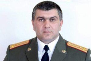 Минобороны Армении опровергло слухи об отставке генерала Хачатурова