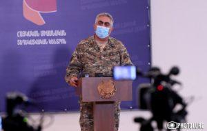 Арцрун Ованнисян: бои идут и в направлении Мартуни