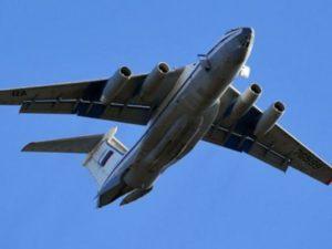 Российские самолеты продолжают переброску военных в Армению