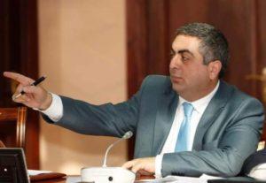 Арцрун Ованнисян объявил об отставке с поста представителя Минобороны Армении