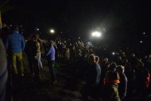 Митинг в Ереване завершился: полиция задержала нескольких человек