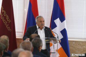 Председатель «Еркрапа»: Прошу арцахцев вернуться на родину и продолжать ее развивать