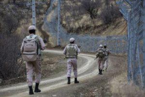 Боевики, воюющие на стороне Азербайджана, хотели попасть на территорию Ирана