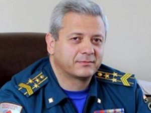 СНБ подвергла приводу полковника полиции Саята Шириняна