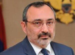 Карен Мирзоян подал прошение об отставке