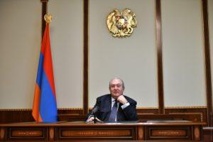 Президент Армении заявил о необходимости ухода Никола Пашиняна
