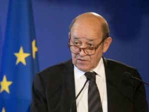 Глава МИД Франции: Переговоры в Москве устранят двусмысленность, связанную с прекращением огня в Карабахе