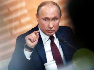 Путин: Москва убедила Анкару не отправлять своих миротворцев в Карабах