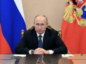 Путин: Отказ Армении от соглашения по Карабаху был бы самоубийством