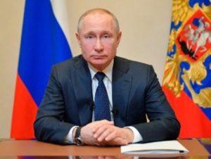 Путин о падении Шуши: здесь и речи быть не может ни о каком предательстве со стороны Пашиняна