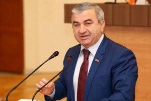 Ашот Гулян подал в отставку с поста советника спикера НС Арцаха