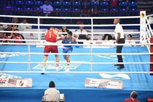 4 представителя сборной Армении по боксу вышли в полуфинал чемпионата Европы