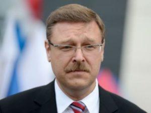 Косачев назвал запрос США и Франции по Карабаху ревностью